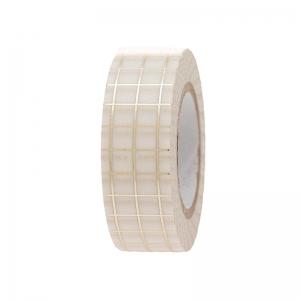 Washi tape Xmas white-gold