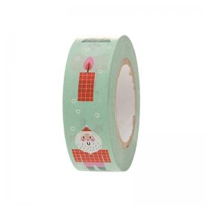 Washi tape Xmas mint