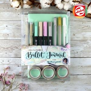 Kit Crea tu Bullet journal - Mint