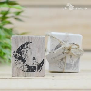 Sello Moonchild 5.2x4.3cm