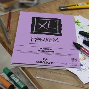 Bloc XL Marker A4