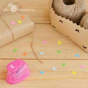 Perforadora Mariposa Mini 1cm