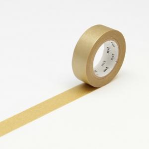 Washi Tape Gold mt