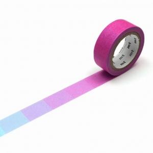 Washi Tape Gradation pink x blue mt
