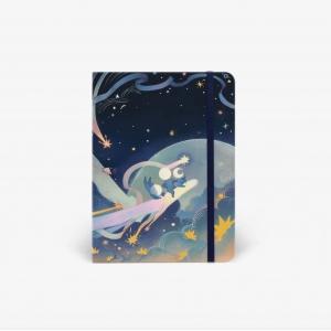 Cuaderno acuarela / gouache Cosmic Adventure
