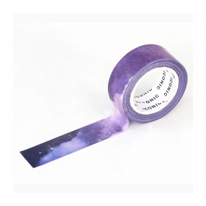 Washi tape 003 Universe - Iconic