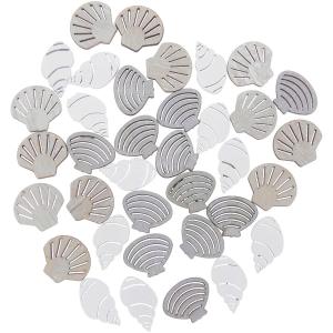 36 siluetas conchas