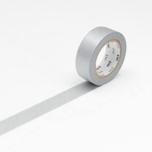 Washi Tape Silver mt