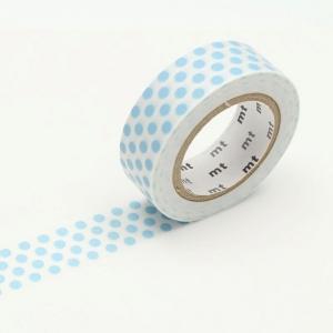 Washi tape Dot Ice MT