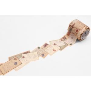 4.5 cm Washi tape letters MT