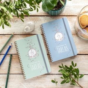 Cuaderno de tareas Mia mandarina