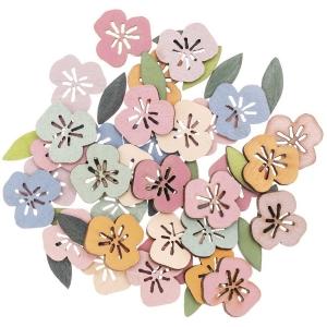 48 siluetas blossom multicolor