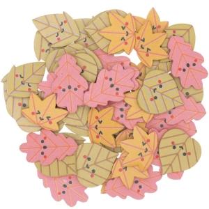 48 siluetas hojas mix