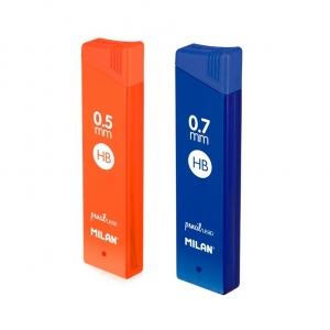 Caja minas 0.5 mm o 0.7 mm HB