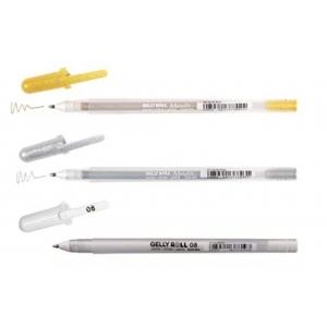 3 Bolígrafos Gelly Roll Metallic