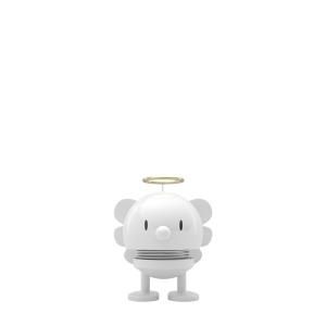 Baby angel bumble - white