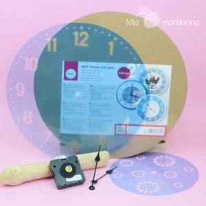 Piezas Reloj personalizado