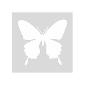 Plantilla estarcido Mariposa 7.5 cm