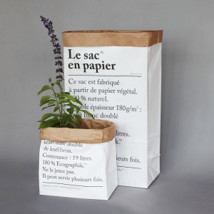 Le Petit sac en papier - The little paper bag
